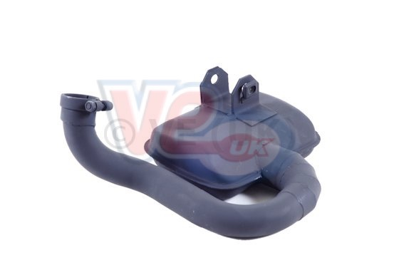 Vespa GTS High Performance Exhaust - Scooters Scooter Parts Go